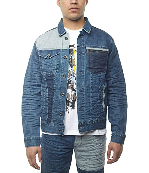 Amazon.com: Sean John - Chaqueta vaquera para hombre: Clothing