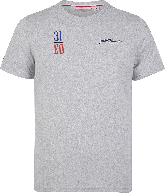 Force India Sahara Formula 1 - Camiseta para Hombre, Color Gris - Gris - X-Large: Amazon.es: Ropa y accesorios