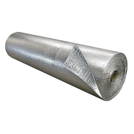 Amazon.com: Sola burbuja Papel de aluminio aislamiento 750 ...