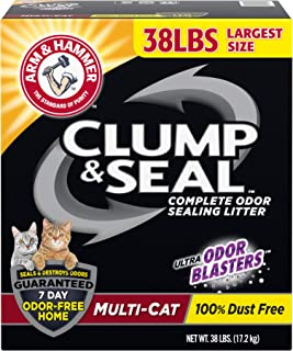 product image for Arm & Hammer Clump & Seal Litter, MultiCat