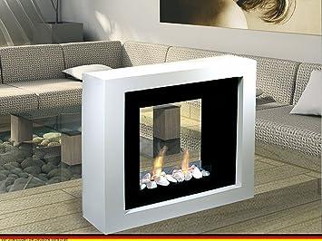 brenngelkamin gelkamin kaminofen raumteiler kaminfeuer fr schne stunden im wohnzimmer