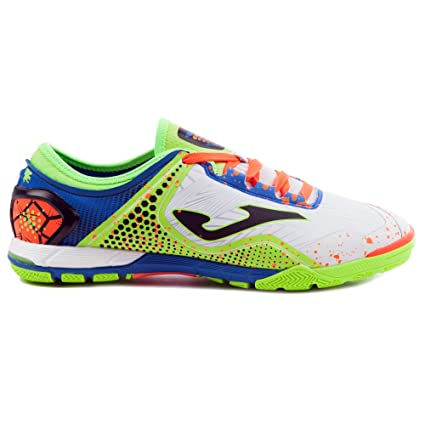 e3f3e8f50550a Joma Evo Flex 702 Indoor Scarpe Calcetto Calcio a 5 Futsal  Amazon.it   Scarpe e borse