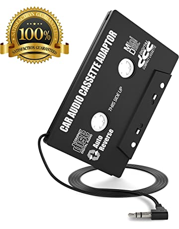 Cassette Player Adapters | Amazon com