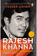 Rajesh Khanna : The Untold Story of India's First Superstar Paperback