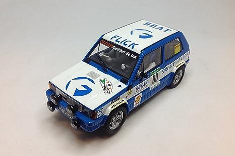 Scalextric Original - Seat Panda Ponce - coche slot analógico (A10077S300)