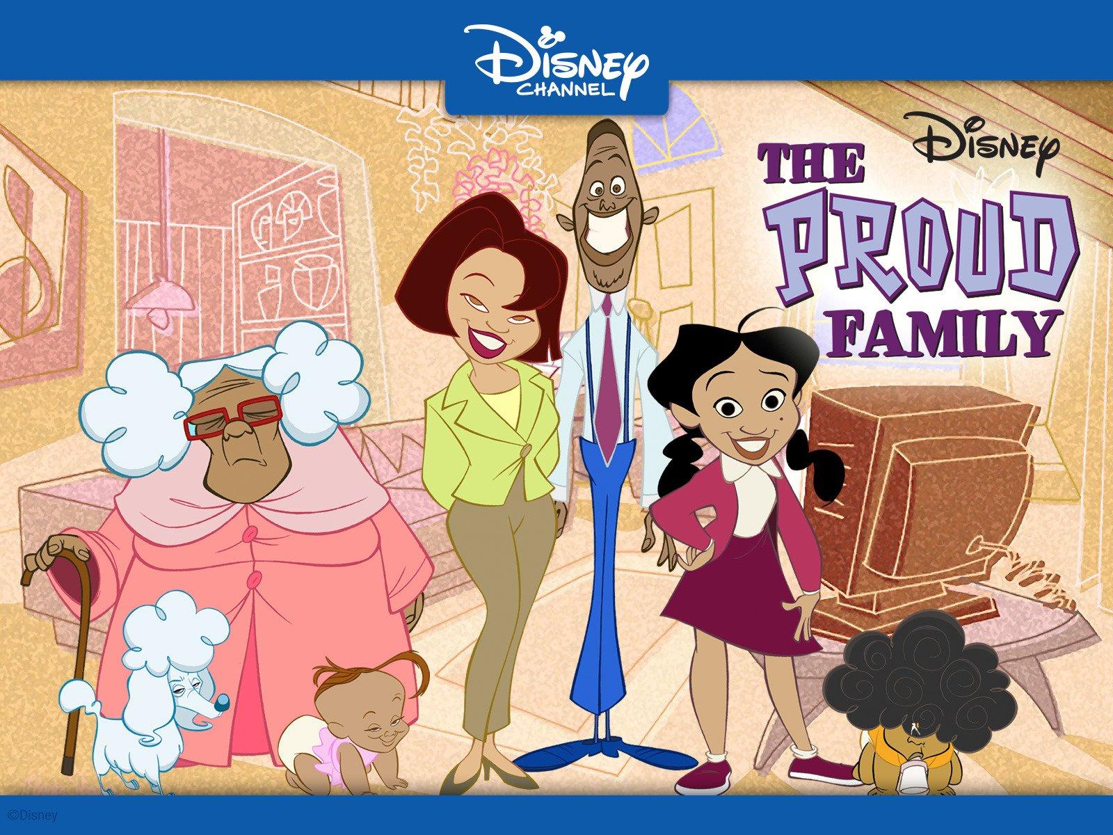 The Proud Family s novými díly na Disney+