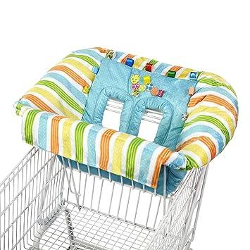 Amazon.com: Taggies Cozy Cart Cubierta, neutro (suspendido ...