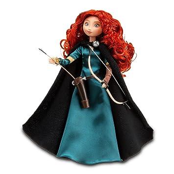 Disney Store Exclusive 11quot Classic Doll Brave Princess Merida