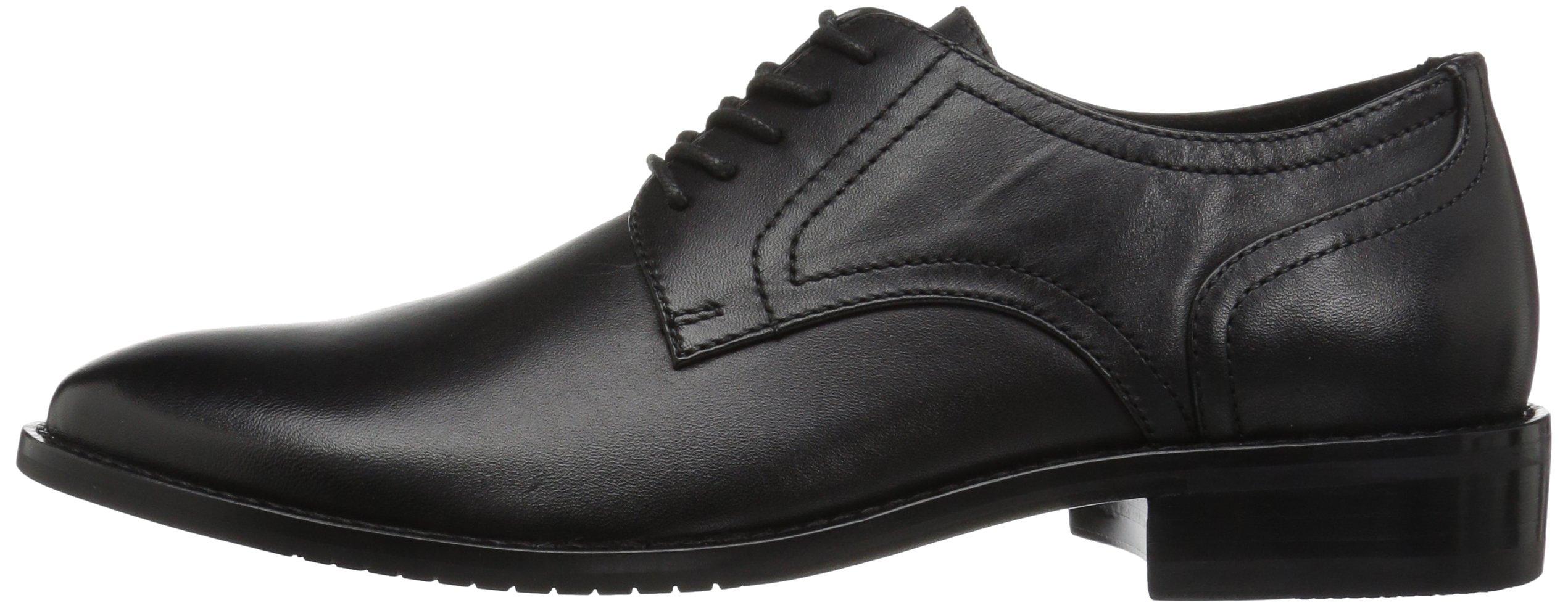 206 Collective Men's Concord Plain-Toe Oxford Shoe, Black, 13 2E US by 206 Collective (Image #5)