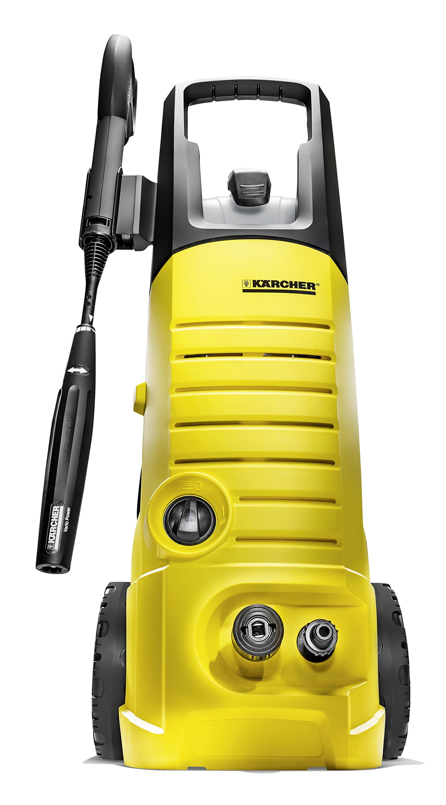 Karcher K3 Electric Power Pressure Washer, 1800 PSI, 1.5 GPM