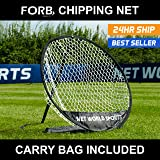 Net World Sports FORB Golf Practice Chipping Net (Carry Bag Included) – Improve Your Short Game And Lower Your Handicap