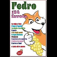 Fedro 124 favole (Ragazzi in Fermento Vol. 17) (Italian Edition) book cover