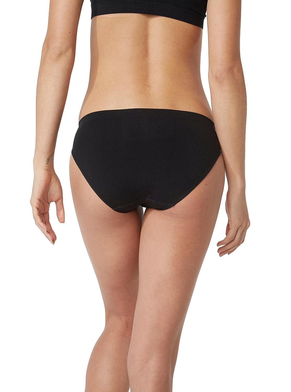 Boody Body EcoWear Womens Classic Bikini Sporty Cooling Underwear Bamboo Viscose
