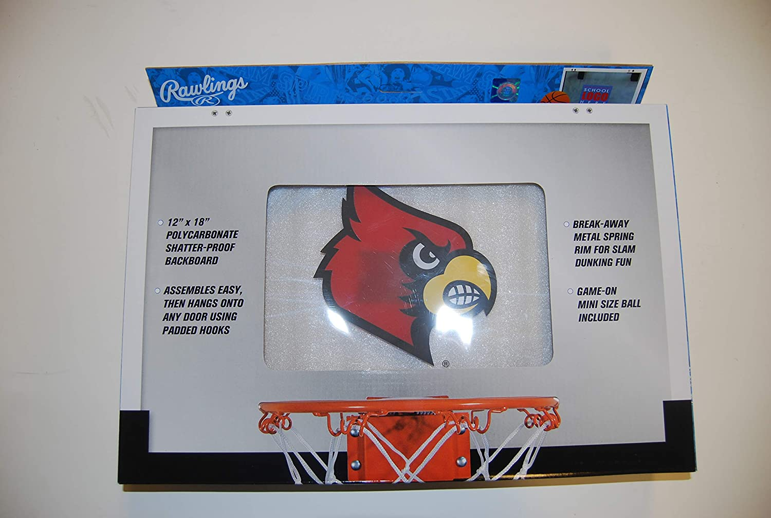 NCAA Game On Hoop Set by Rawlings B00DXVR90W