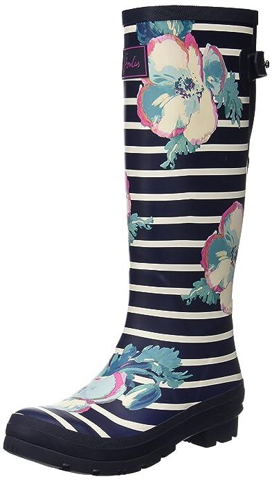 Joules borse Scarpe e Amazon Welly Print it Stivali di Gomma Donna BBrqHzv f65a5715ac1