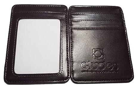 85ef166a8559b Magic Wallet Zaubertrick Geldbörse Portemonnaie Magischer Money Clip  Geschenk Brieftasche