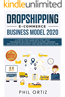 Amazon com: Dropshipping: How to Launch a Shopify Store in 1