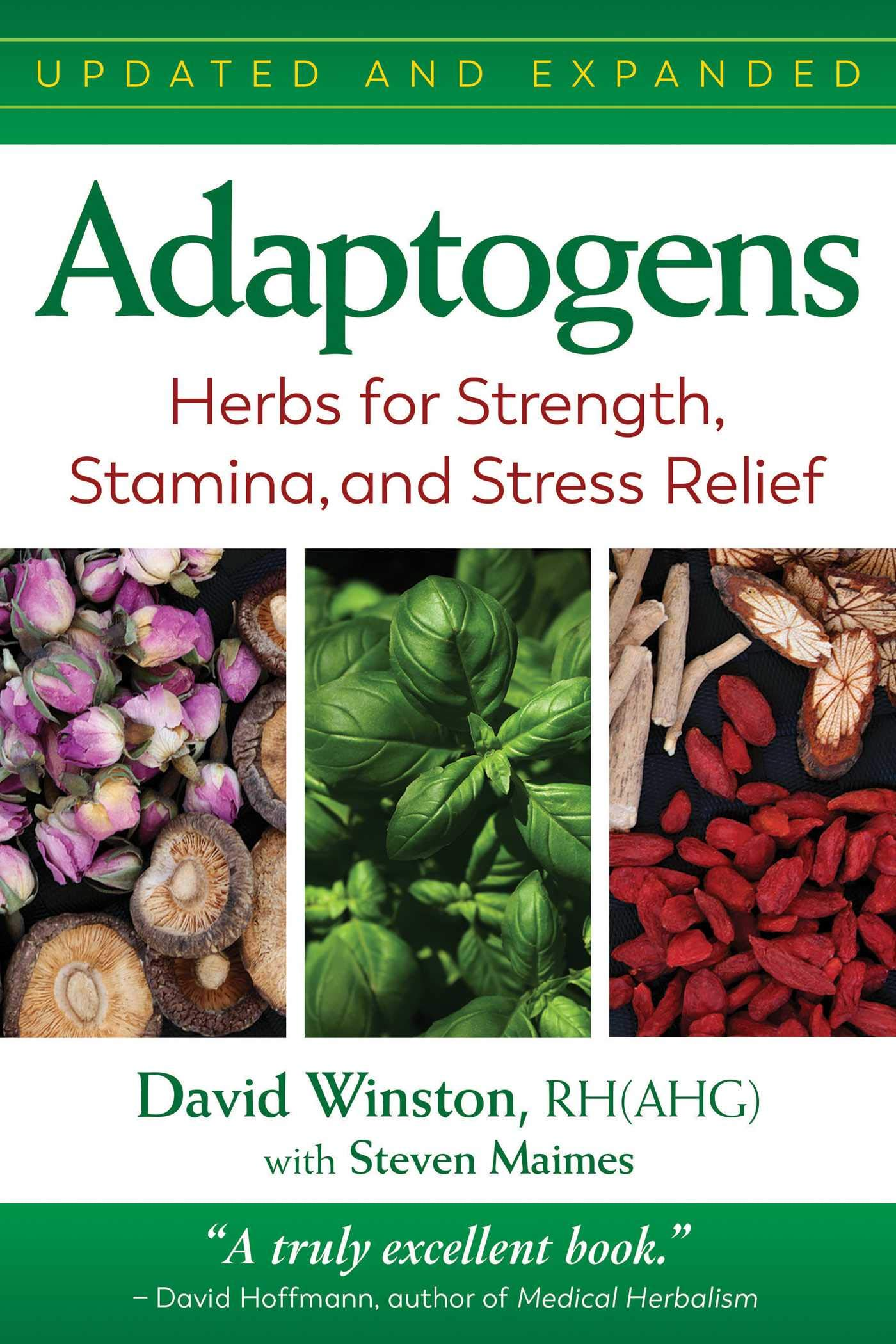 Buy Adaptogens Herbs For Strength Stamina And Stress Relief
