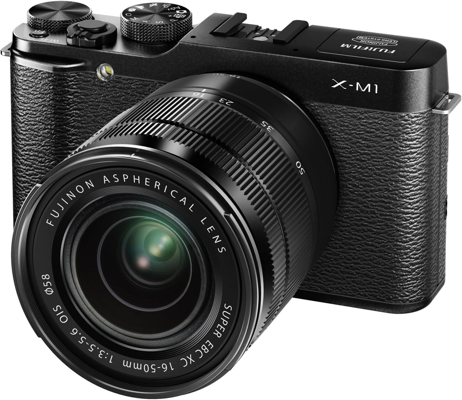 Fujifilm X-M1 KIT 16-50 EE TD - Cámara EVIL de 16.5 Mp (pantalla ...