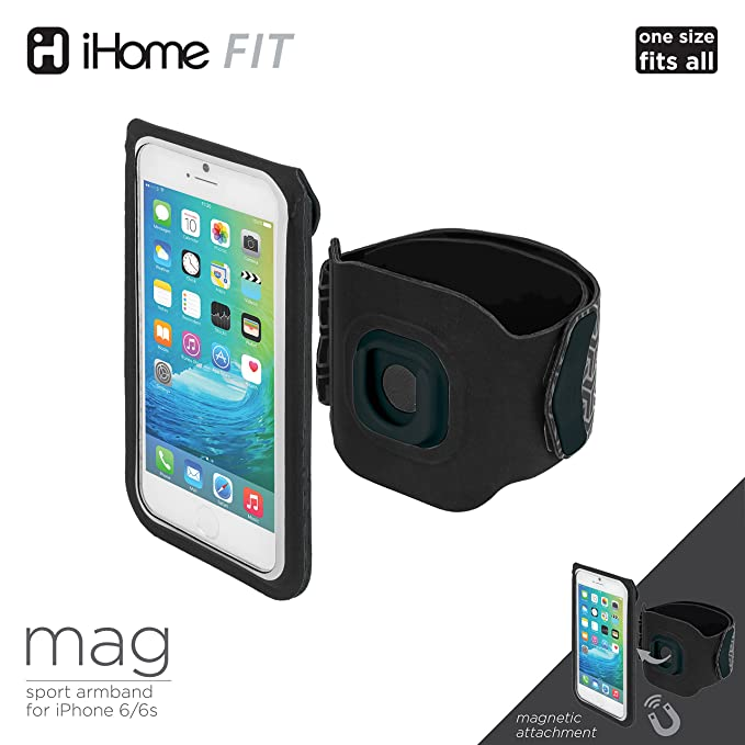 Review iHome Armband Case for