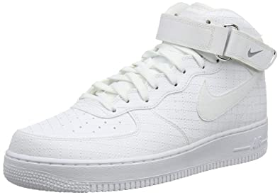 Nike Men's Air Force 1 Mid '07 Lv8 Basketball Shoes