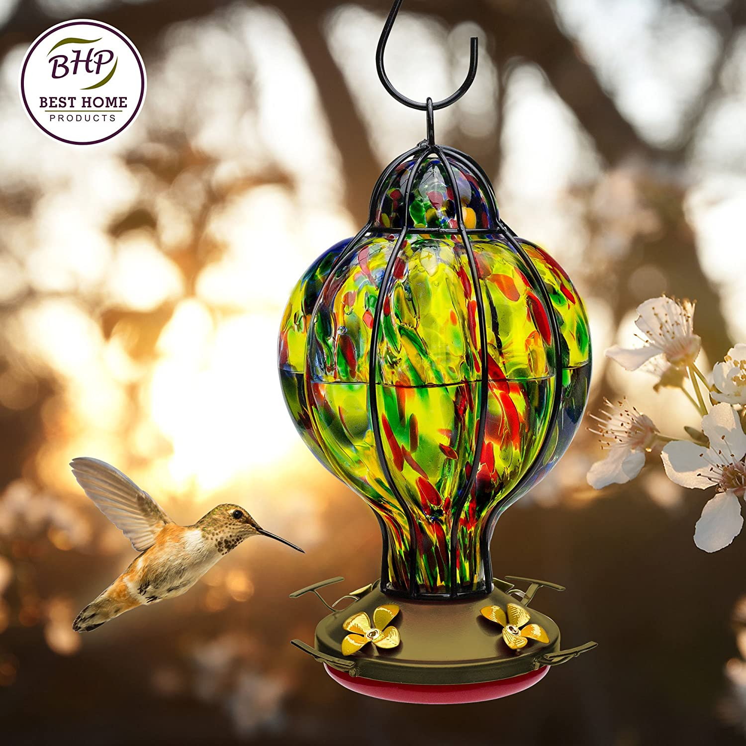 amazon looking feeder perky outdoor garden bird dp for hummingbird com glass sale feeders wild pet