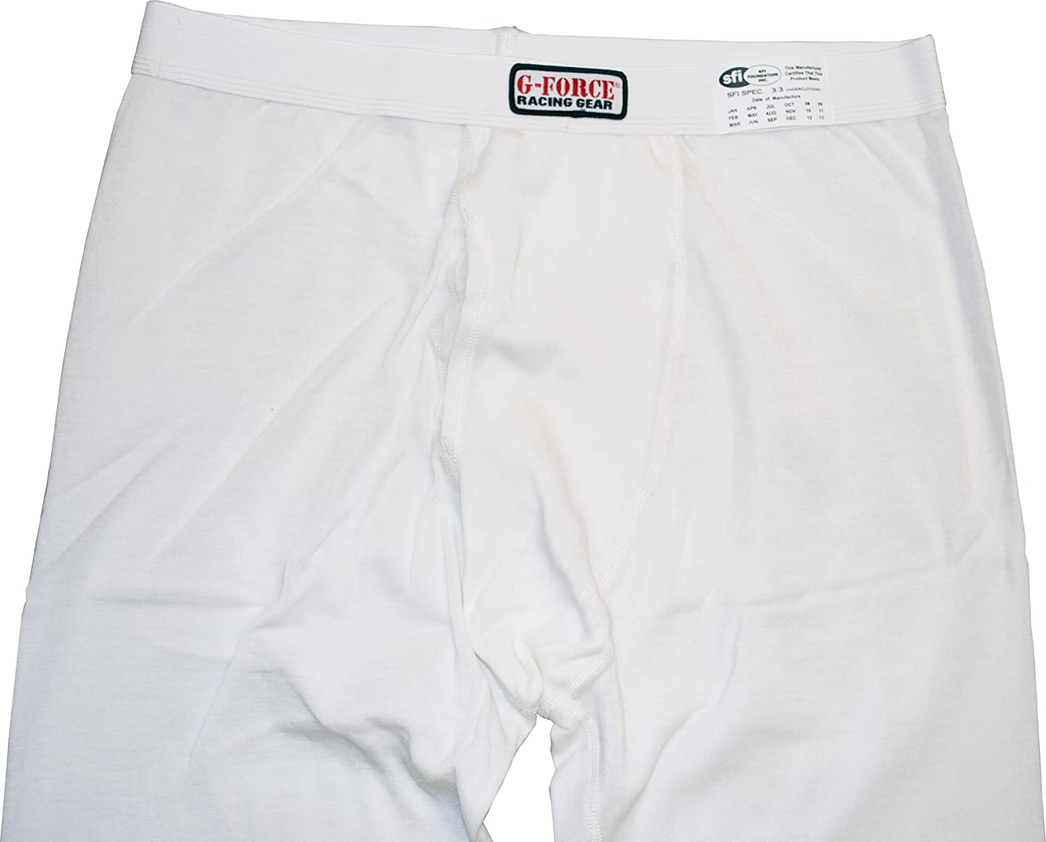 G-Force 4161MEDNT Medium Nomex Flame-Retardant Underwear Bottom