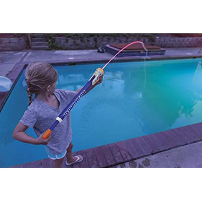 Toysmith Hydro Beam Light up Water Launcher, Blue: Toys & Games
