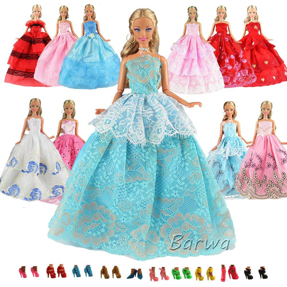 Contemporáneo Juegos De Vestir Una Barbie Novia Componente - Ideas ...