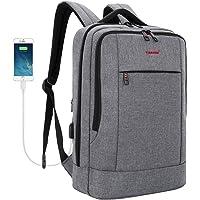 Uoobag Tigernu Series Slim Laptop Backpack (668Grey)