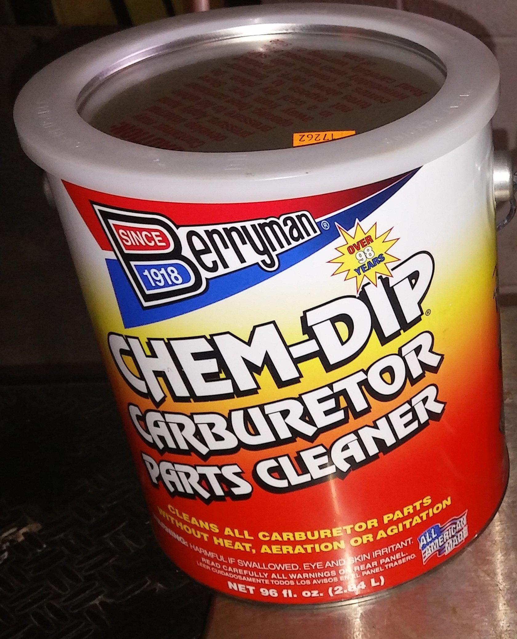 Berryman 0996 Chem-Dip Carburetor by Berryman Products