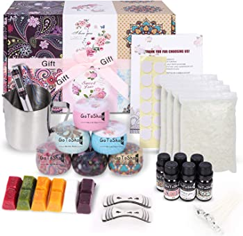 GotoShop Candle Scented Gifts Making Kit