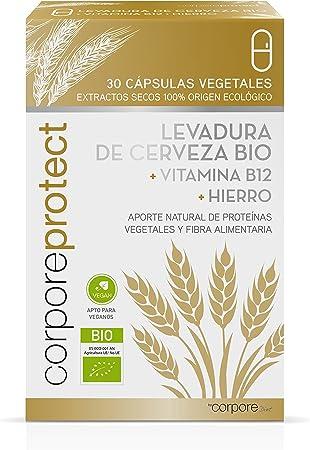 Corpore Protect Cápsulas de Levadura de Cerveza - 2 Paquetes ...