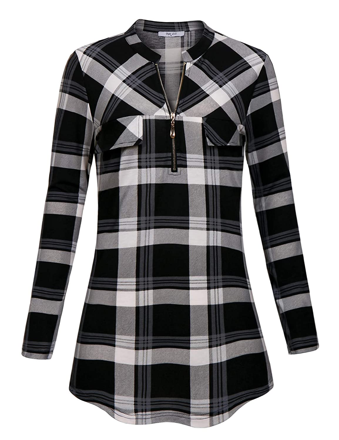 3da15af8747 Style:Basic casual women shirt,elegant and classy for work and office, yet  cool and casual for a weekend away. Suitable Season: Suitable for spring,  autumn, ...