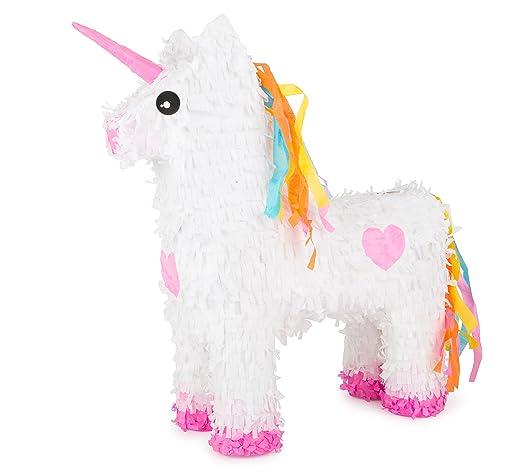 Michel Toys Unicornio Piñata, Multicolor
