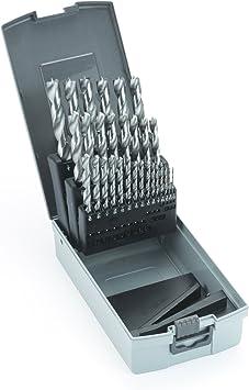 8 Pieces Wood Drill Bit Set 3// 4// 5// 6// 7// 8// 9// 10mm Size Workshop By Am-Tech