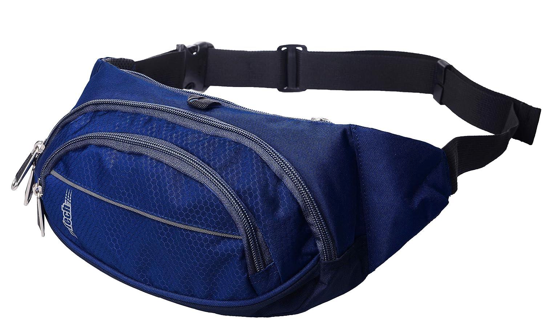 HiChange Bumbags Fanny Pack Men Women Childen Waist Bag Pack Unisex