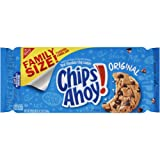 Chips Ahoy! Cookies (Crunchy Chocolate Chip, 18.2-Ounce Family Size Pack)