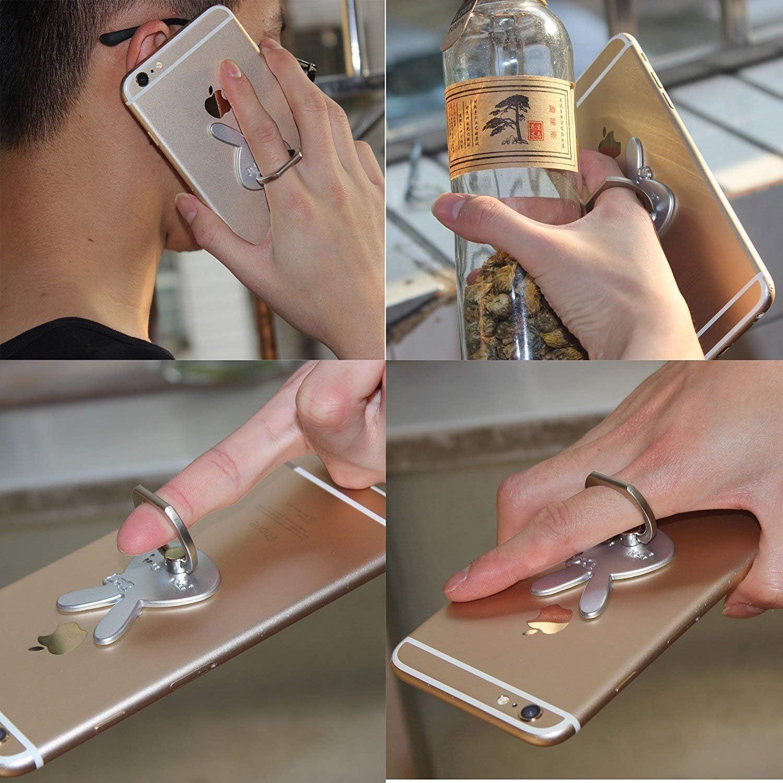 Soportes de anillo para smartphone