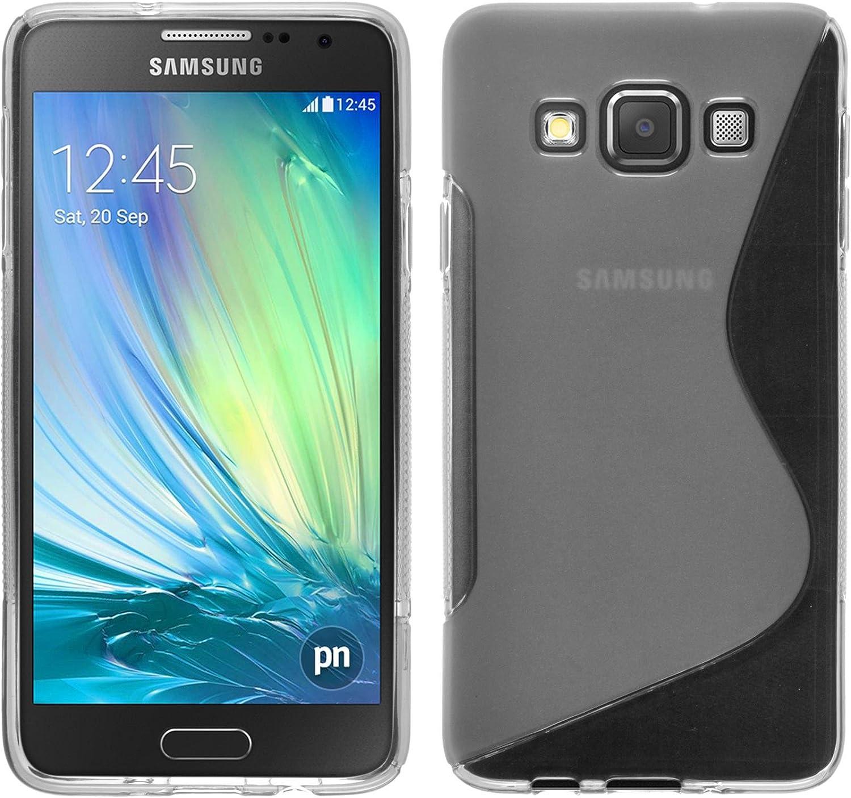 PhoneNatic Funda de Silicona Compatible con Samsung Galaxy A3 (A300): Amazon.es: Electrónica