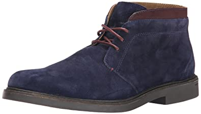 Amazon.com | Sebago Men's Turner Chukka Boot | Chukka