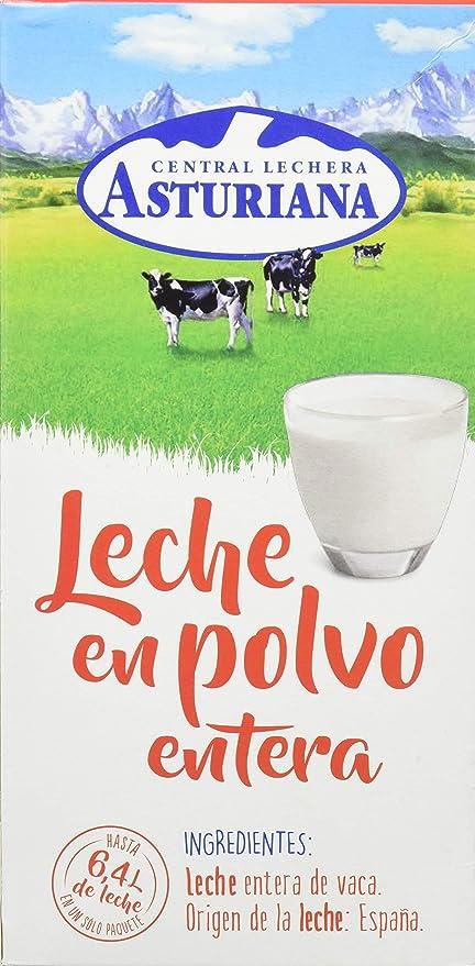 Leche En Polvo 26% Mg Bolsa 800G (Asturiana) Entera