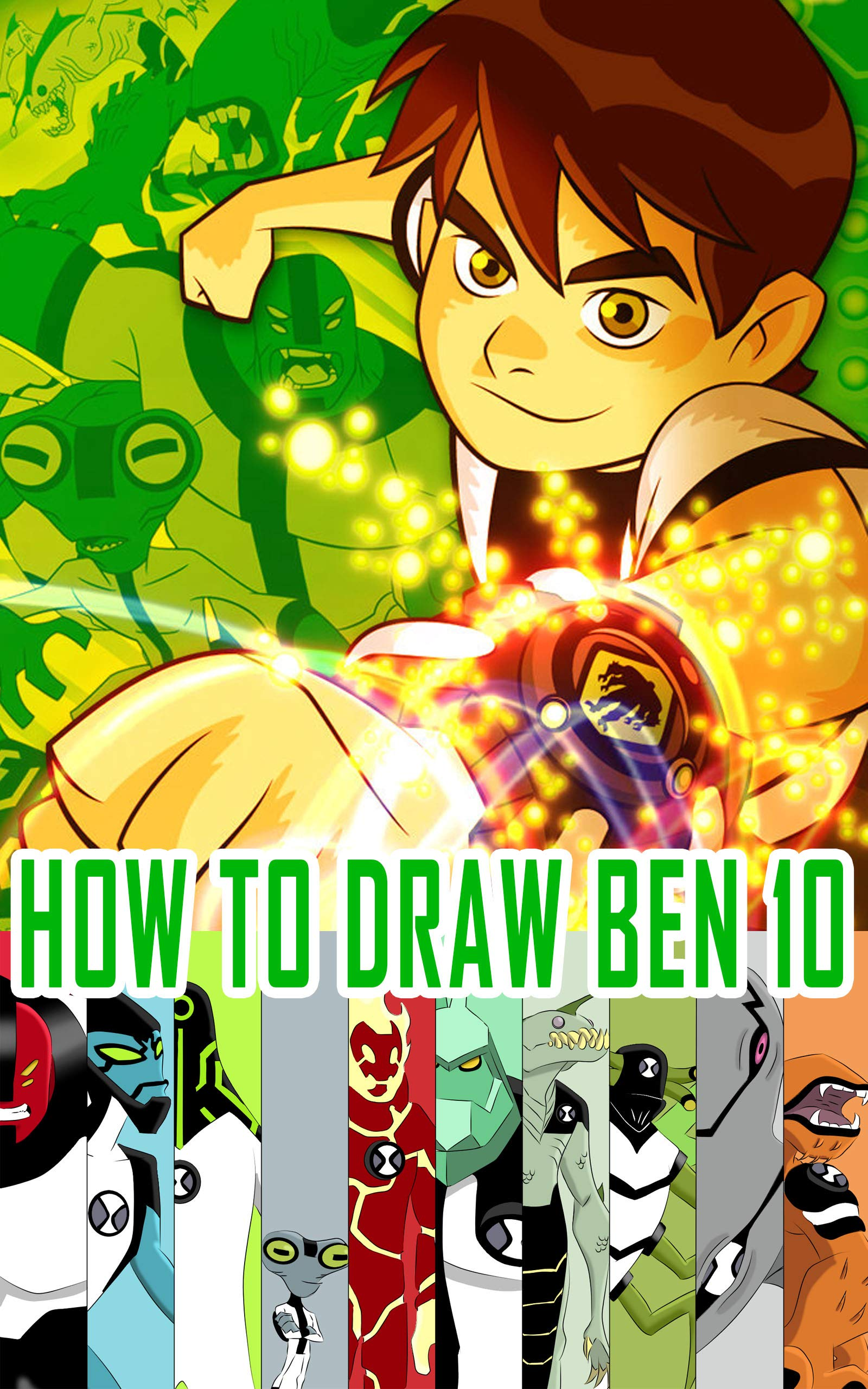 How To Draw Ben 10 Heatblast Ben 10 Cannonbolt Xlr8 Way Big Four Arms Feedback Stinkfly Humungousaur Diamondhead Drawing Ben 10 Most Wished Reminder33on