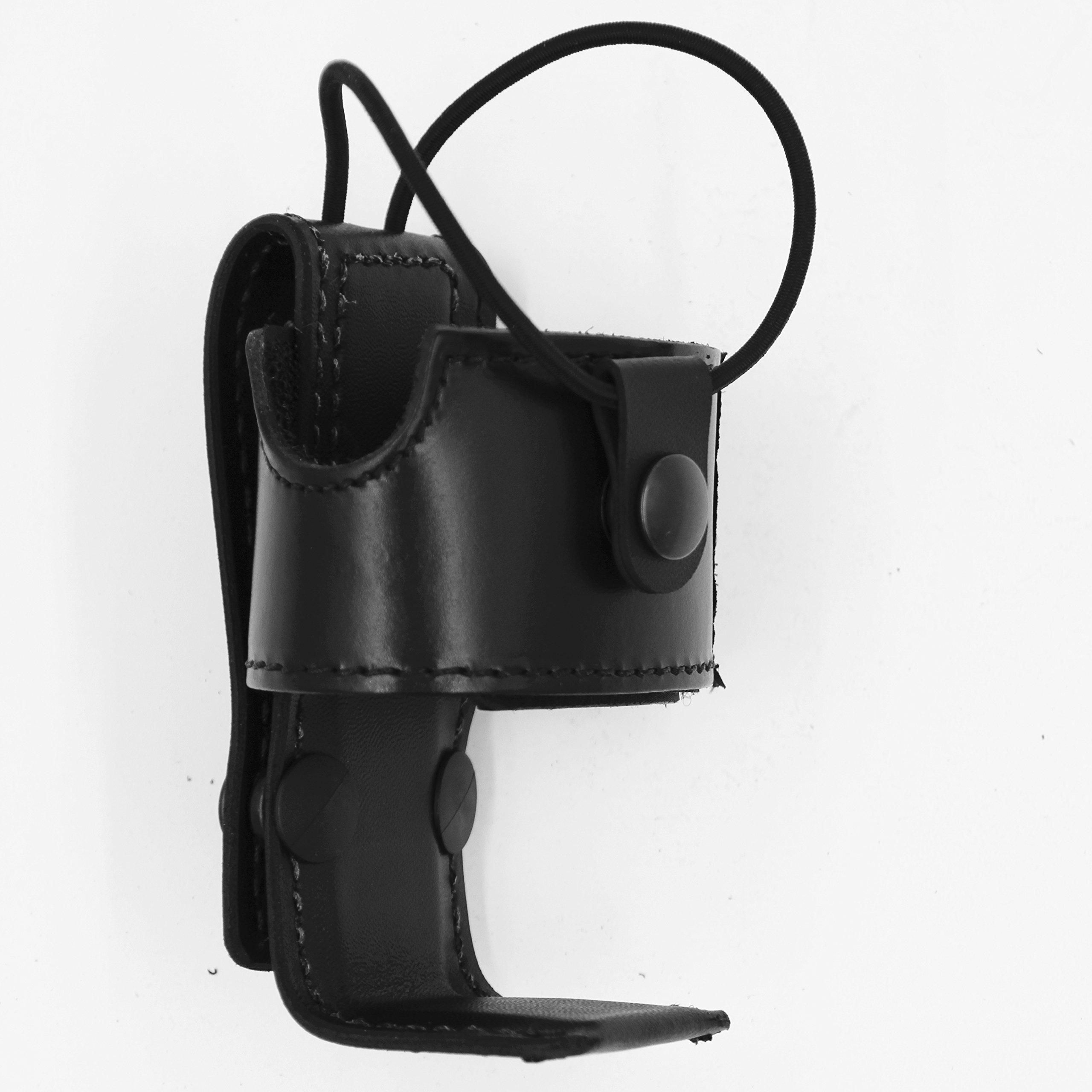 Aker Leather 588U-XTS Radio Holder, Universal for Motorola XTS3000