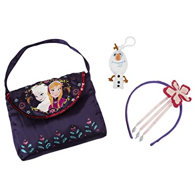 Disney Frozen Travel Bag Set: Toys & Games