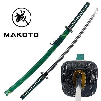 Amazon.com: Makoto - Maquinilla de afeitar forjada a mano ...