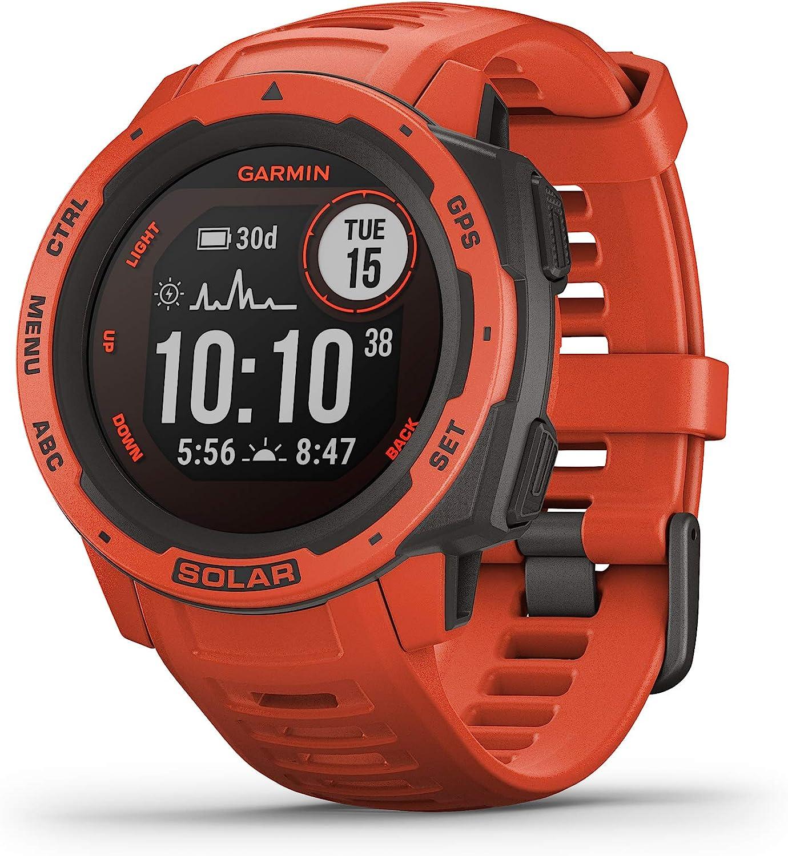 Garmin Instinct-best GPS watch for runner & swimmer
