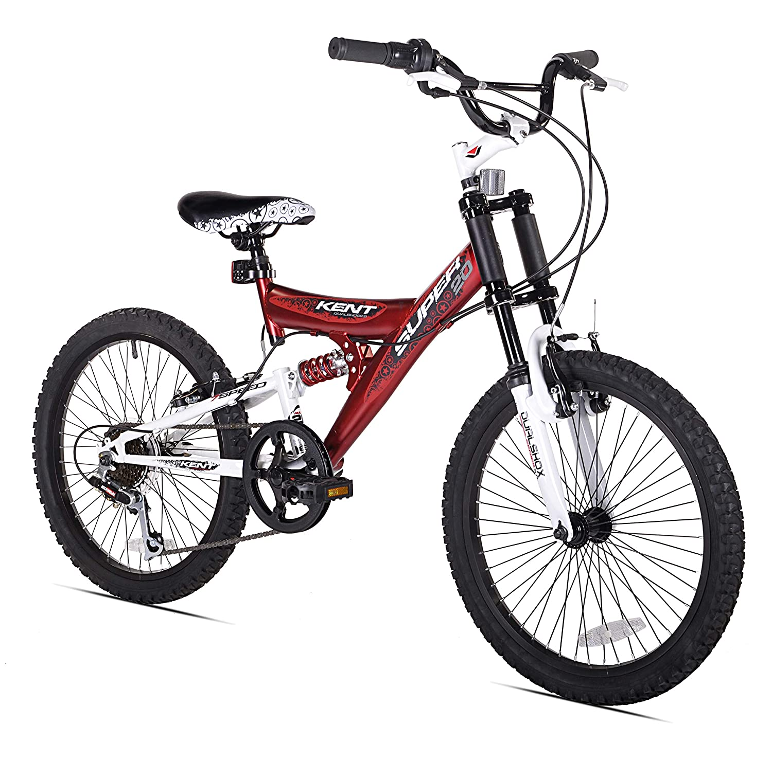 0e81786f8ec Amazon.com : Kent Super 20 Boys Bike, 20-Inch : Childrens Bicycles : Sports  & Outdoors