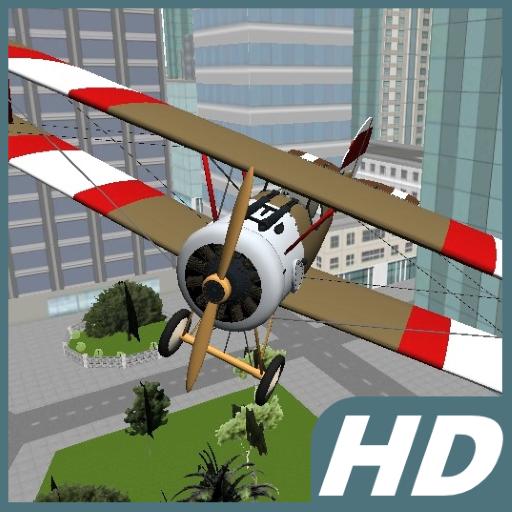 City Plane Flight Simulator