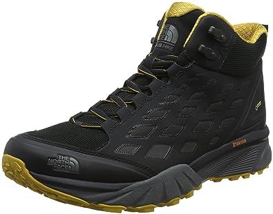 aa315a7173c The North Face Men's EndurUS Hke Mid GTX, Shoes, Phantomgy/Arwdye ...
